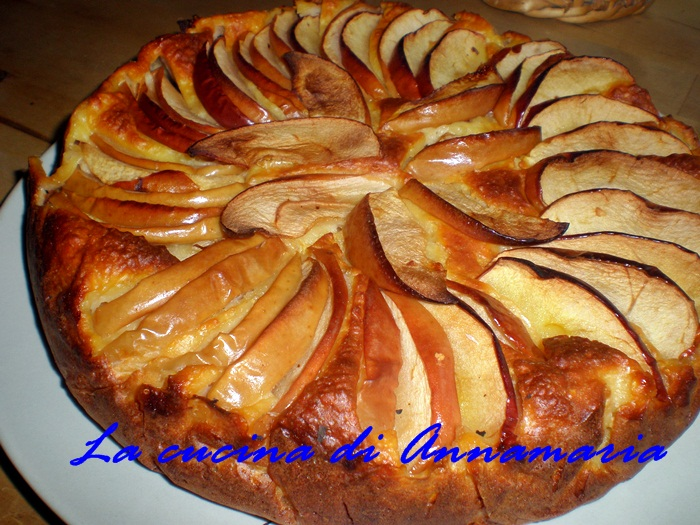 Torta di mele light ricetta anche per diabetici for Cucinare x diabetici