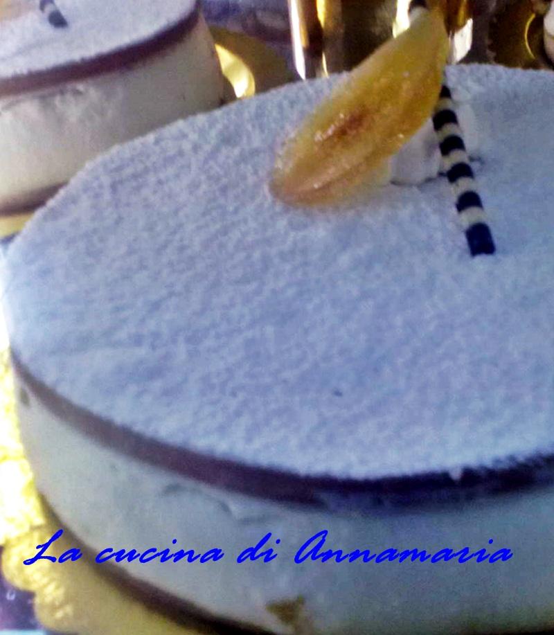 Torta ricotta e pera di Sal de Riso, ricetta golosa