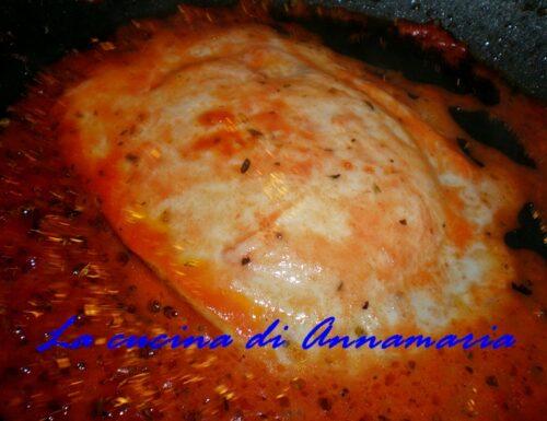 Provola alla pizzaiola, ricetta napoletana