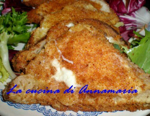 Mozzarella in carrozza, ricetta napoletana