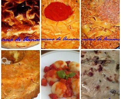 Idee primi piatti per il giorno di Pasqua 2013
