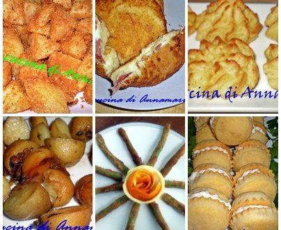 Idee sfizi, contorni (patate in tanti modi) e antipasti per Pasqua