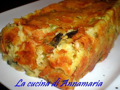 Menu ricette vegetariane secondi lacucinadiannamaria - Cucina vegetariana ricette ...