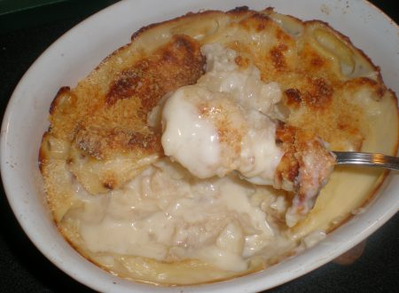 Cavolfiore gratinato, ricetta semplice