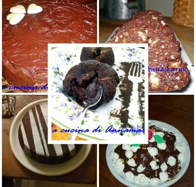 Ricicliamo il cioccolato delle uova di pasqua
