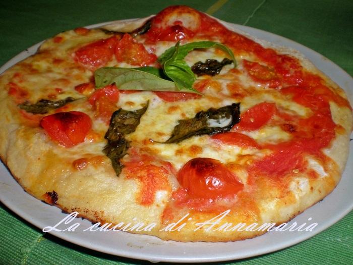 Pizza napoletana ricetta evento giallo zafferano - Cucina giallo zafferano ...
