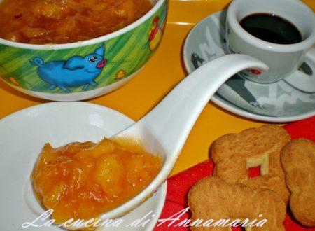 Marmellata di pesche gialle e prugne, ricetta conserve