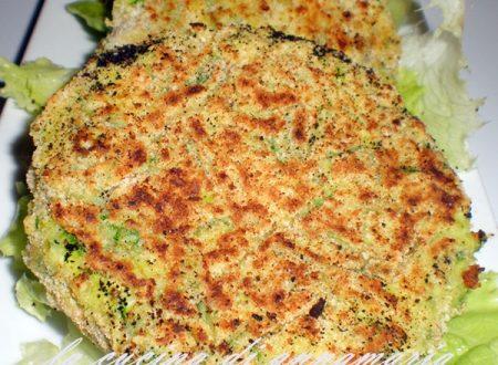 Hamburger di zucchine, ricetta vegetariana