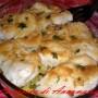 Filetti di merluzzo gratinati al forno con patate