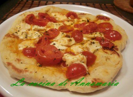 Pizza in padella senza forno
