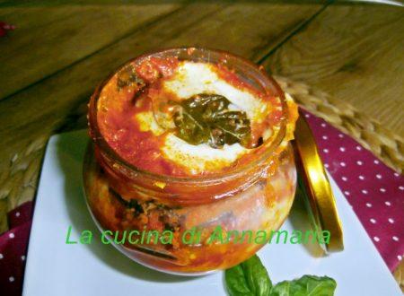 Parmigiana di melanzane nel boccaccio