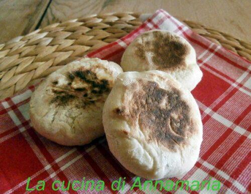 Pane marocchino cotto in padella