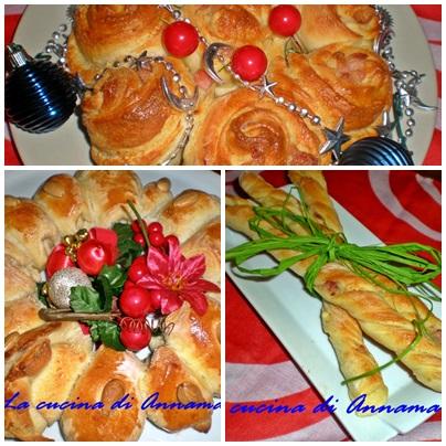 Centrotavola e segnaposti natalizi da mangiare for Centrotavola in inglese