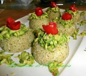 cupolette di riso