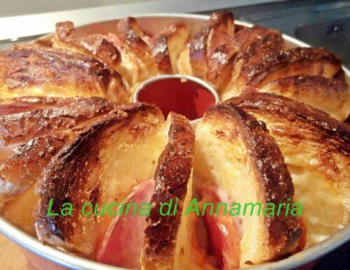 Torta rustica di pancarrè