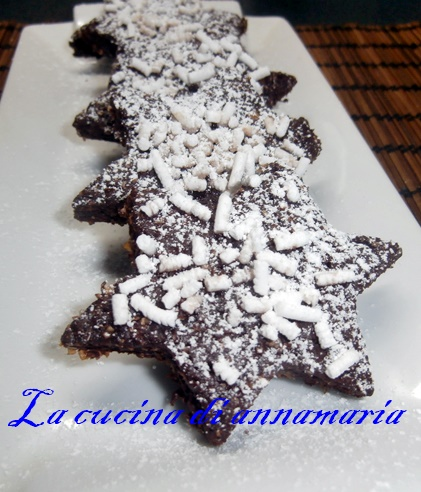 biscotti integrali light al cioccolato