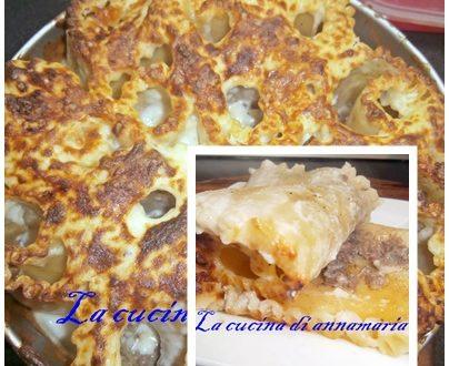 Rose di lasagna