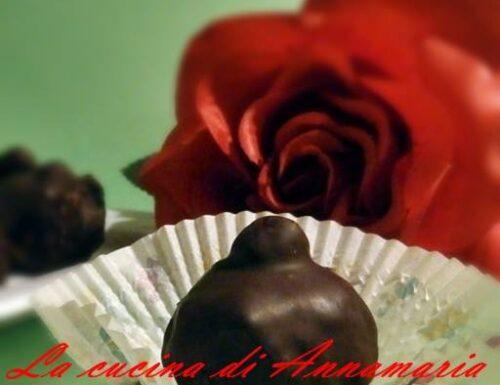 Cioccolatini per la festa della mamma