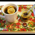 Sciroppo di limone zenzero miele e anice stellato