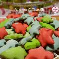 biscotti per calendario dell'avvento