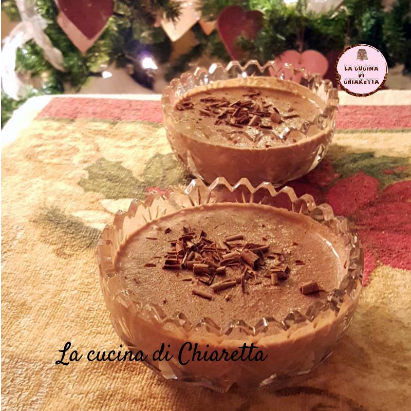 Crema cioccolato e caffè