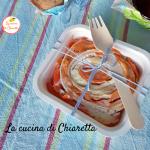 Sformato di daikon carote e patate dolci