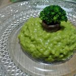 Risotto vellutato con i broccoli