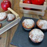 Muffin morbidi alle mele