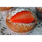 Muffin morbidi alle fragole
