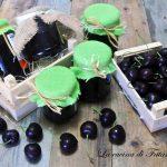 Marmellata o confettura di ciliegie
