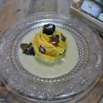 Tagliatelle alla crema di tartufo