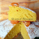 Torta al mandarino sofficissima