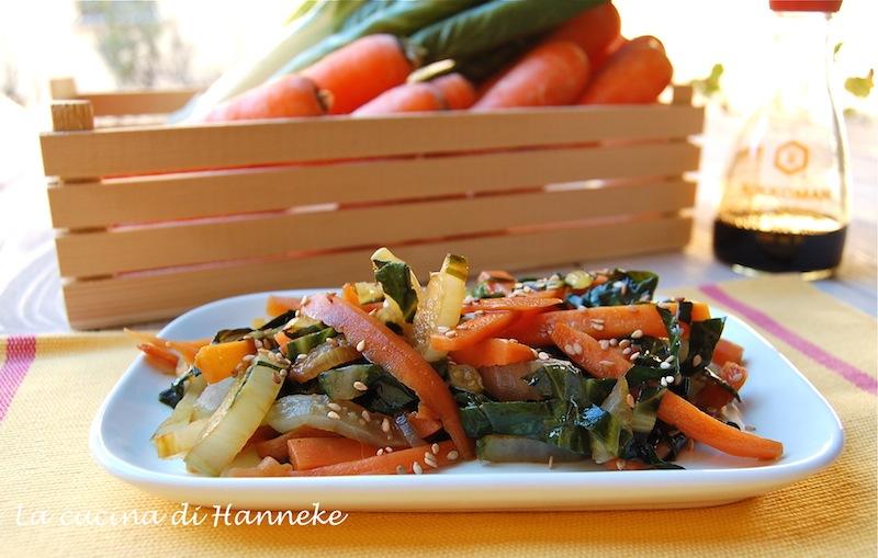 carote saltate