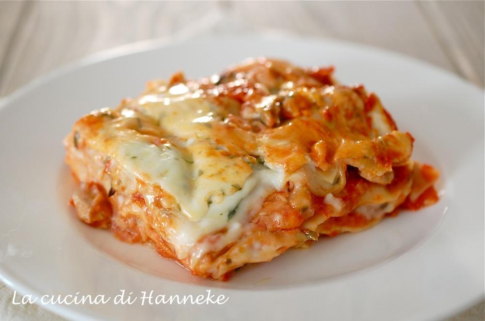 Lasagne di mare con una besciamella speciale | La cucina di Hanneke