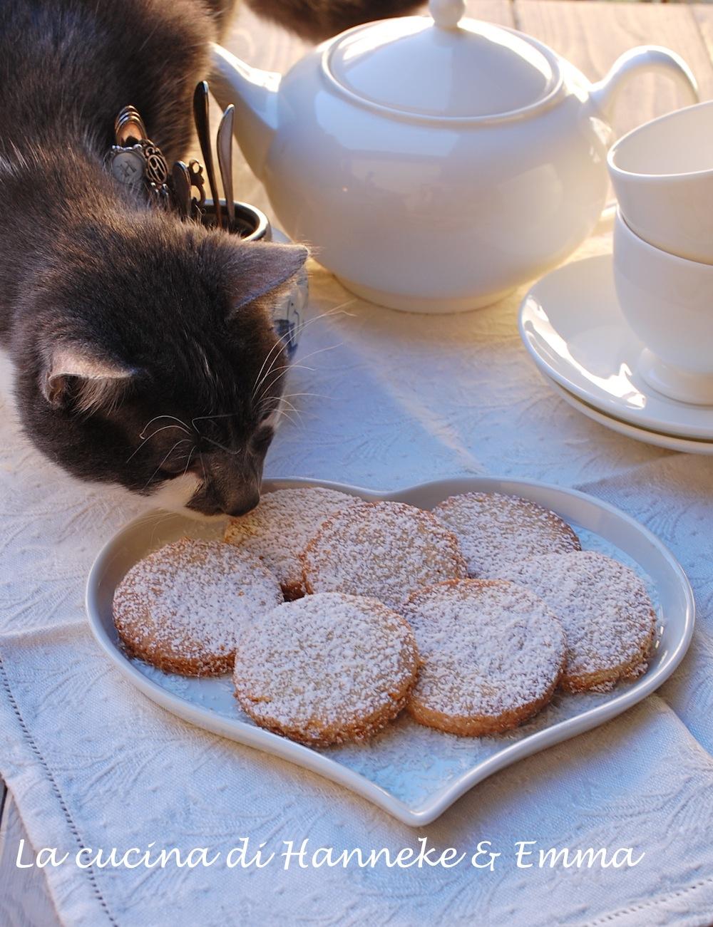 Emma & i biscotti al cocco