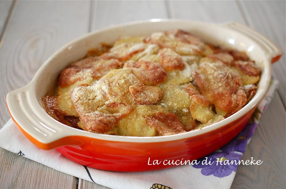 Sformato di patate speck e scamorza di rossella la - La cucina di rossella ...