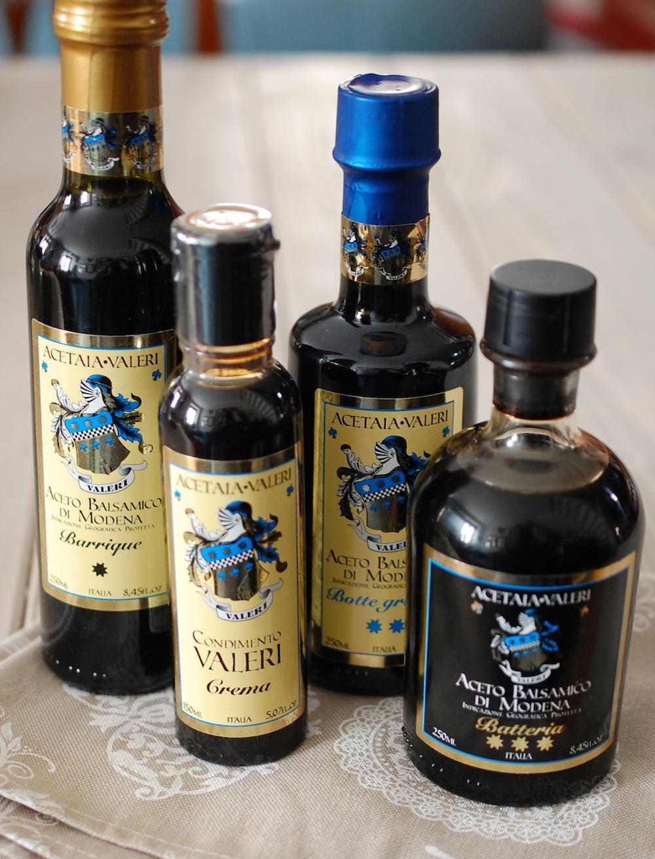 Aceto balsamico Acetaia Valeri