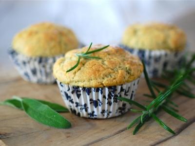 muffin alla salvia