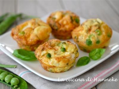 muffin di frittata