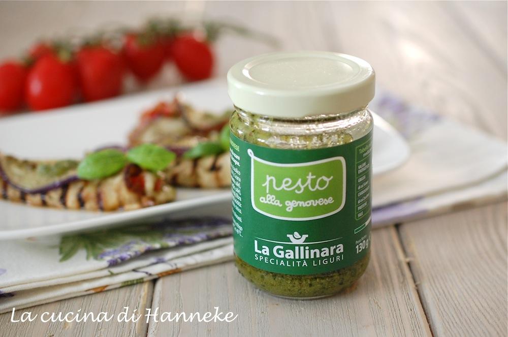 Involtini melanzane La Gallinara