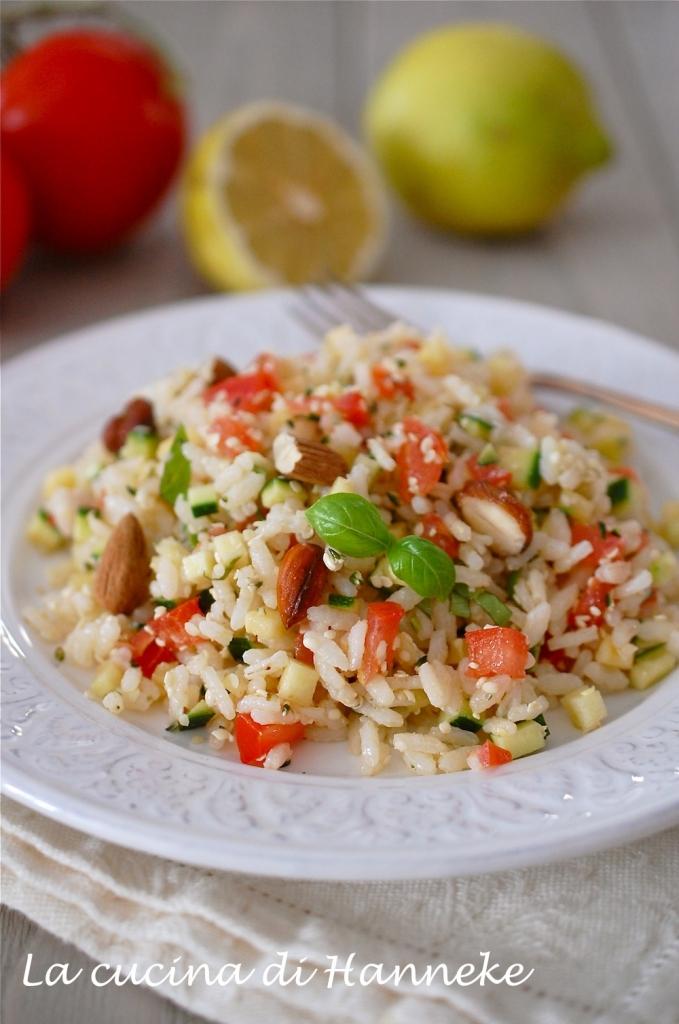 insalata di riso vert