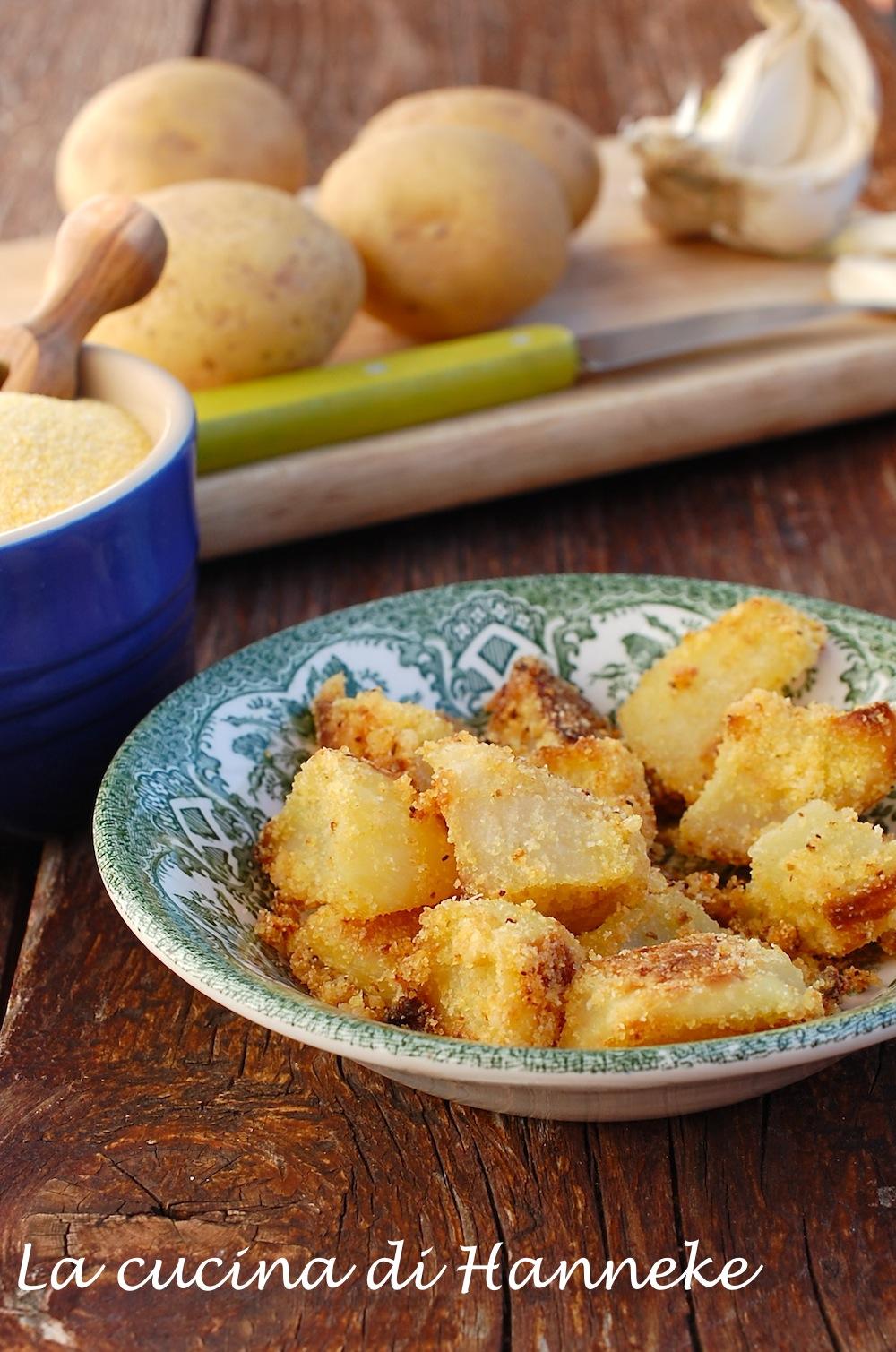 patate sabbiose senza glutine