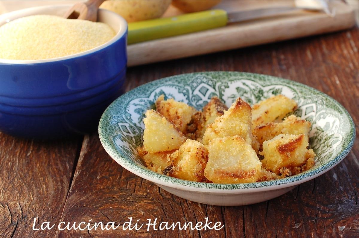 Patate sabbiose senza glutine | Ricetta contorno semplice e gustoso