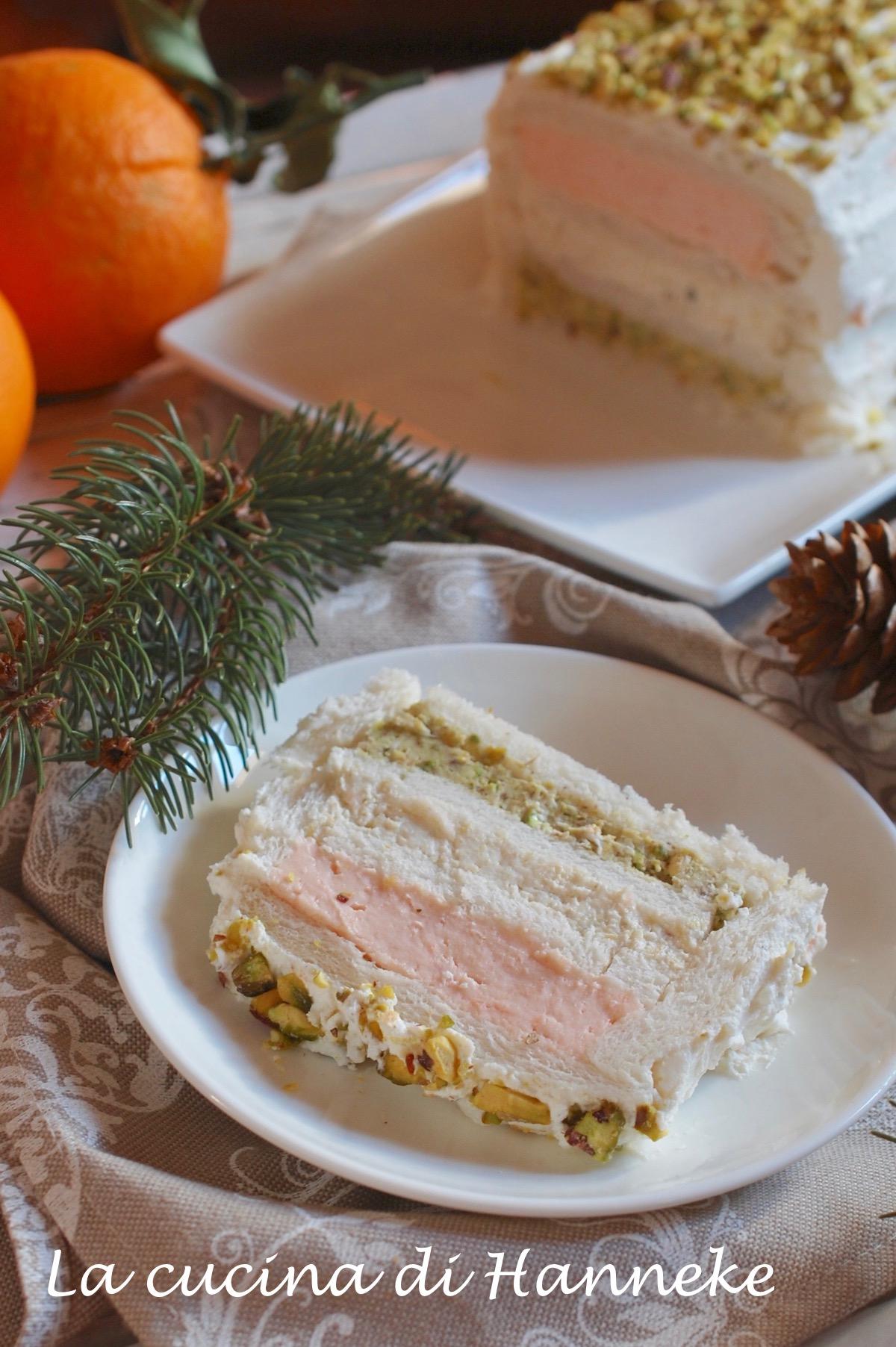 tronchetto al salmone e pistacchi ricetta natale feste carciofi pancarrè tramezzini