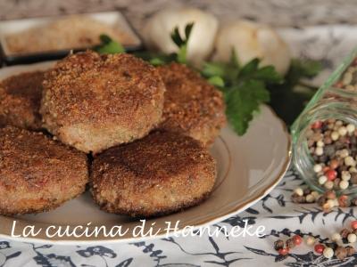 Mondeghili polpette milanesi ricetta riciclo bollito tradizionale