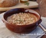 Zuppa di farro e lenticchie | Ricetta veloce