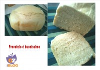 pane fatto in casa, biga, immpasto