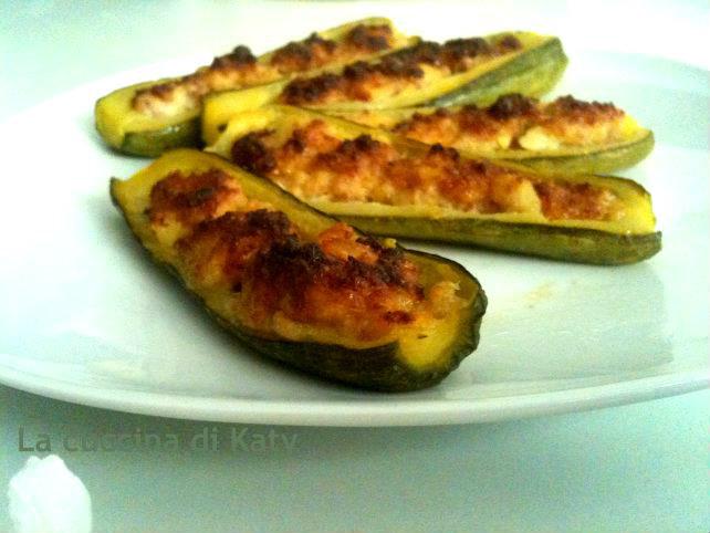 zucchine, zucchine ripiene