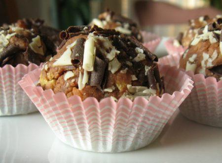 Praline al cioccolato e panettone