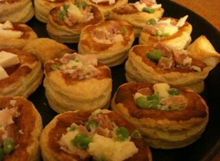 Vol au vent gustosi